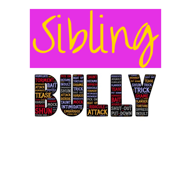 Maintaining Peace in the Wake of Sibling Bullying